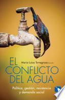 El conflicto del agua