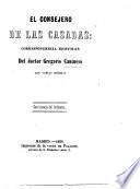 El Consejero de las Casadas: correspondencia epistolar del doctor G. Cantueso con varias señoras