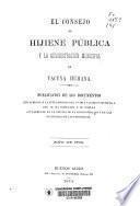 El consejo de hijiene pública y la administracion municipal de vacuna humana