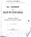 El crimen de la Calle de Fuencarral