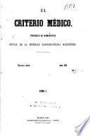 El Criterio médico