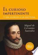 El curioso impertinente y un elogio a la lectura