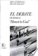 El Debate en torno a Honest to God