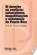 El derecho en conflicto