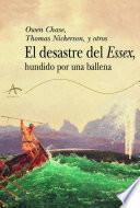 El desastre del Essex hundido por una ballena