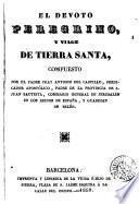 El Devoto peregrino, y viage de Tierra Santa