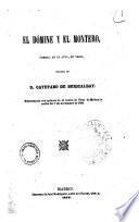 El domine y el montero; comedia en un acto en verso