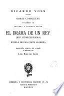 El drama de un rey (Ein Königsdrama)