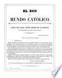 El Eco del mundo catolico