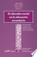 El educador social en la educación secundaria