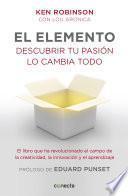 El elemento (prólogo de Eduard Punset)