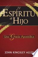 El Espíritu De Hijo