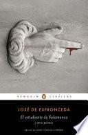 El estudiante de Salamanca y otros poemas (Los mejores clásicos)
