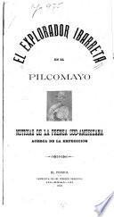 El explorador Ibarreta en el Pilcomayo
