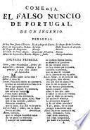 El falso nuncio de Portugal