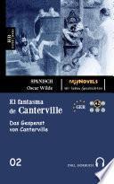 El fantasma de Canterville - Zweiwsprachig Spanisch-Deutsch