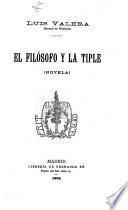 El filósofo y la tiple (novela)