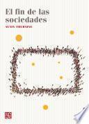 El fin de las sociedades