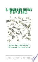 El fracaso del sistema de AFP en Chile