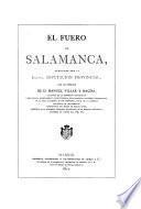 El Fuero de Salamanca