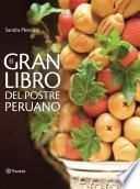 El gran libro del postre peruano