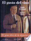 El gusto del vino