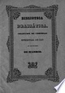 El Hechicero y la Fortuna. Comedia ... en tres actos y en verso