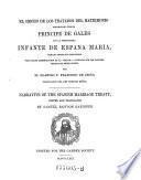 El hecho de los tratados del matrimonio pretendido por el Principe de Gales con la serenissima infante de Espana Maria