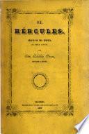 El Hercules, ensayo de una epopeya en trece cantos