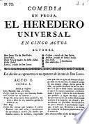 El Heredero universal