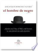 El hombre de negro