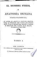El hombre físico o anatomía humana físico-filosófica