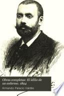 El idilio de un enfermo. 1894