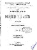 El ingenioso hidalgo d. Quijote