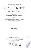 El Ingenioso Hidalgo Don Quijote de la Manch