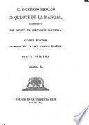 El Ingenioso Hidalgo Don Quijote de la Mancha ... Edicion ilustrada con las notas de Pellicer, Clemencin y otros. (Noticia sobre la vida y escritos de Cervantes by L. Viardot .)
