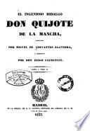 ¬El ingenioso hidalgo Don Quijote de LaMancha