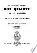 El ingenioso Hidalgo Don Quixote de LaMancha