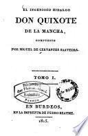 ¬El ingenioso hidalgo Don Quixote de LaMancha