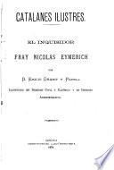 El inquisidor fray Nicolas Eymerich