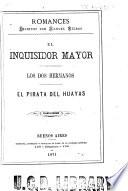 El inquisidor mayor