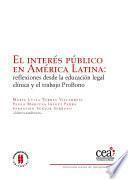 El interés público en América Latina