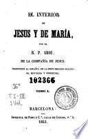 El Interior de Jesus y de María