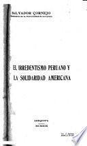 El irredentismo peruano y la solidaridad americana
