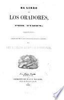 El libro de los oradores