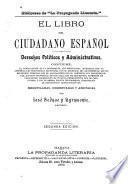 El libro del ciudadano español