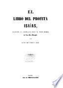 El Libro del Profeta Isaias