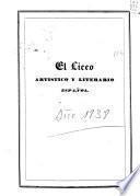 El Liceo Artístico y Literario Español