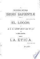 El Logos, Ética