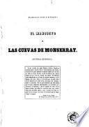El Mansueto, ó, Las cuevas de Monserrat